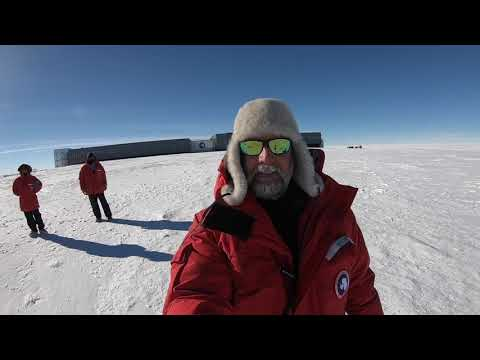 Geographic South Pole!