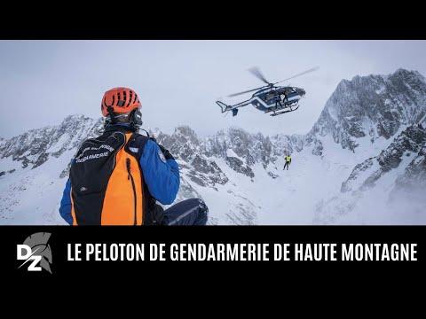 Le PGHM, les spécialistes du secours en montagne