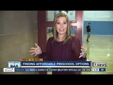 Finding affordable preschool options in Clark County