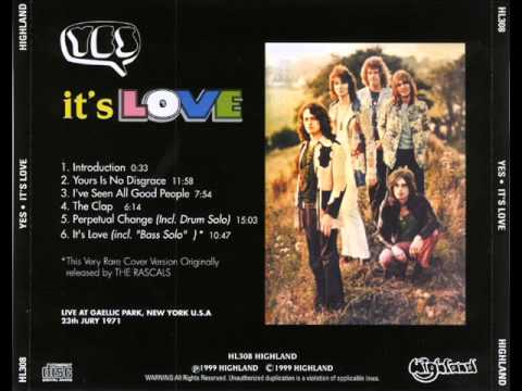 Yes live at Gaelic Park [23-7-1971] - Full Show mp3