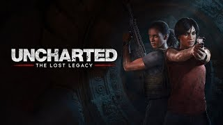 UNCHARTED: THE LOST LEGACY Walkthrough Gameplay - Part 1