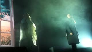 Pernilla Wahlgren & ensemble  - Wahlgrens Värld som buskis / drama / skräck (Kort Glad Och Tacksam)
