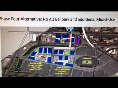 City Of Oakland Lott Fortress Group Oakland Raiders NFL Coliseum Development Plan