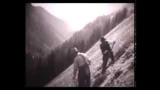 Alte Filme ca.1930 -Österreich- Bergbauern in Tirol