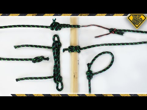 6 Useful Survival Knots