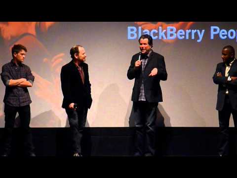 JOHN DIES AT THE END (USA; 2012) Q&A With Don Coscarelli, Chase Williamson, Don Mayes; TIFF 2012 1/2