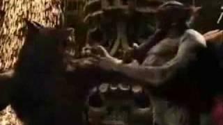 van helsing werewolf vs dracula