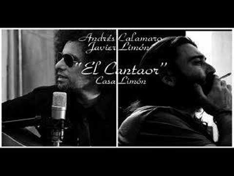 "Andrés Calamaro & Javier Limón - ""El cantaor"""