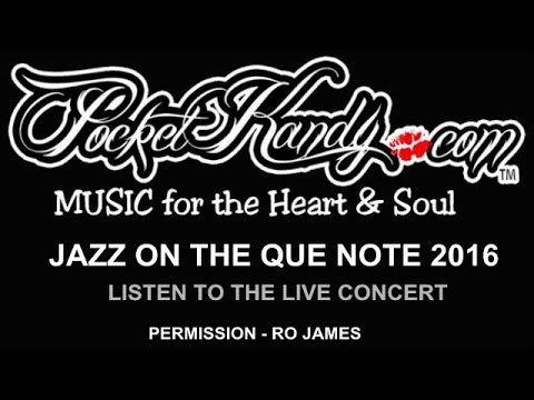 JAZZ ON THE QUE 2016 featuring POCKETKANDY
