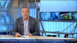 Михаил Леонтьев - программа Однако. Война в Сирии