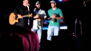 "John Michael Montgomery ""Letters From Home"" Watertown NY"
