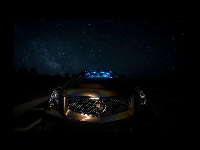 Cadillac CTS-V Custom StarLight LED Headliner