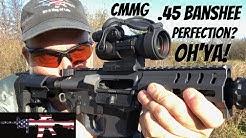 CMMG Banshee  - ULTIMATE AR-15 PCC .45 ACP 300 MkG