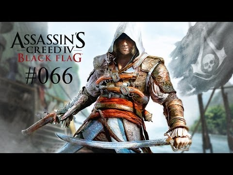 #066 Let's Play Assassins Creed 4 Black Flag [HD/DE/BLIND] - Grand Cayman Inseln