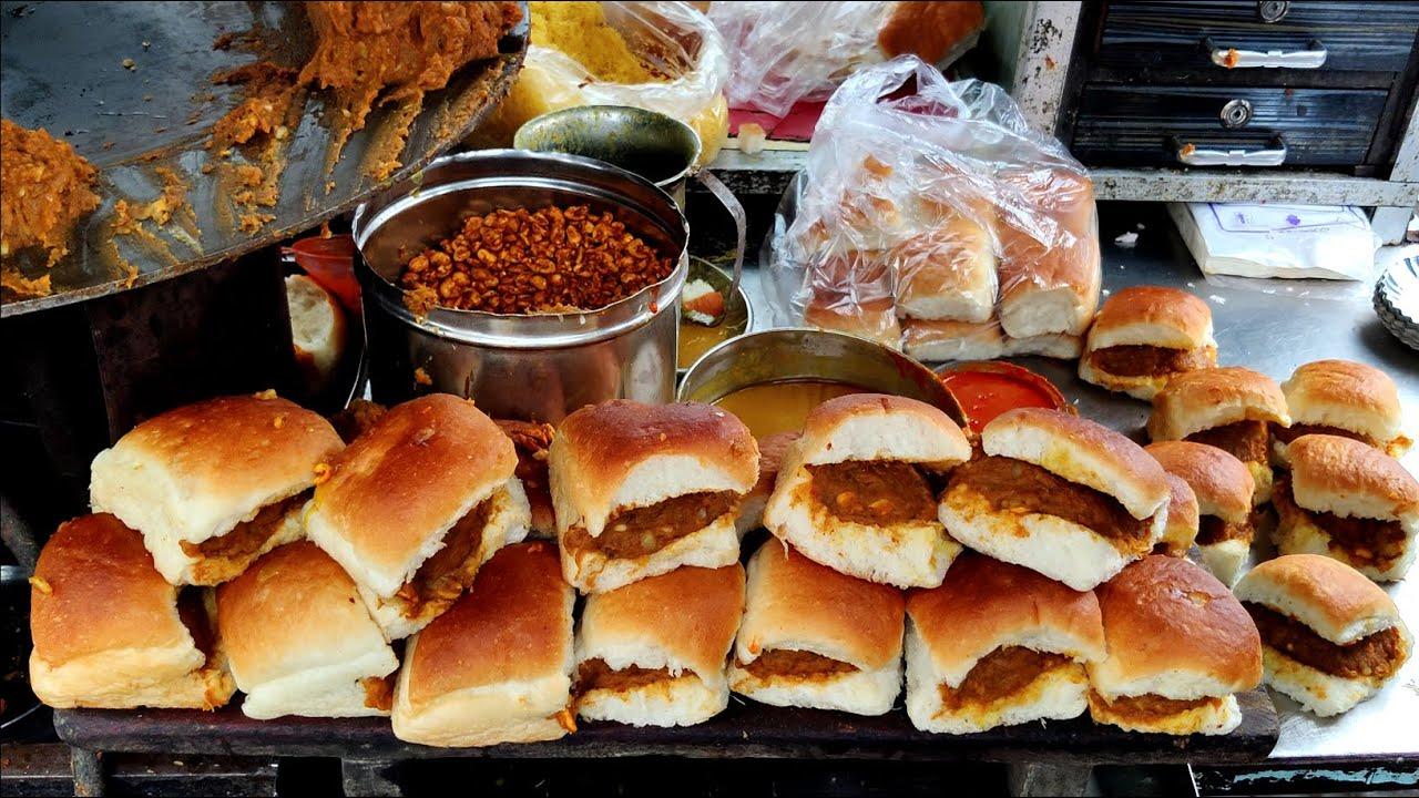 Download Ultimate Dabeli Making ! Special Onion Masala Kutchi Dabeli | Indian Street Food