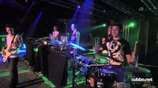 Videoset Underdogz feat Motormorfoses (live act) @ Monegros 2012 (ES)