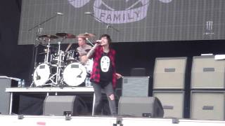 asking alexandria i won t give in knotfest 2015