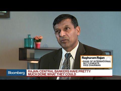 Raghuram Rajan Warns of Global Economic Fragilities