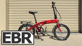 EG Vienna 250 Video Review - Light, Cheap, Folding Electric Bike