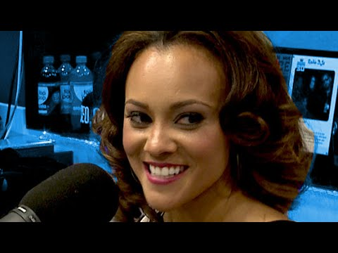 Ashley Darby Interview at The Breakfast Club Power 105.1 (03/25/2016)