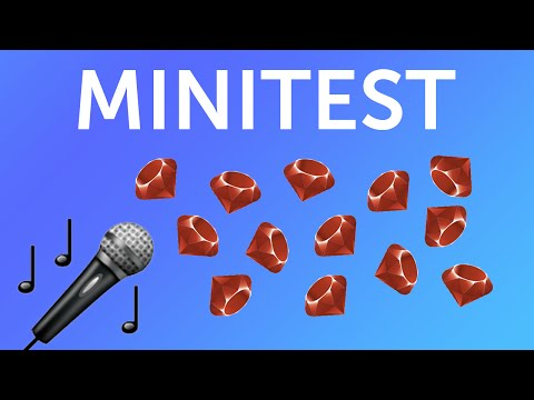Let's Code - Learning how to test our Ruby code with Minitest