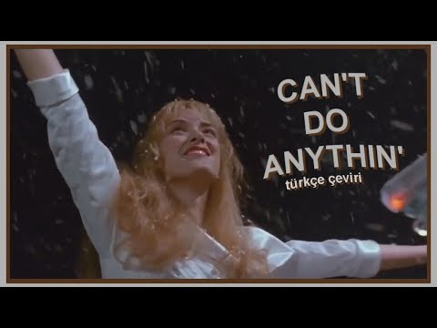 Jesse Rutherford - Can't Do Anything (Türkçe Çeviri)