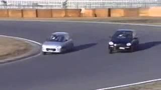 軽自動車 筑波バトル!