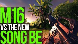 Rising Storm 2: M16 Grunt On New Song Be (Territory)