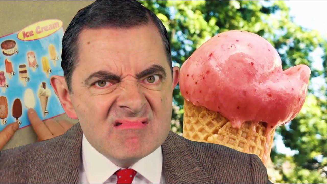 Let's Make Ice Cream! | Handy Bean | Mr Bean Official