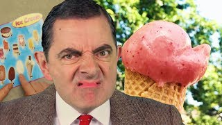 Download Mr Bean Comedy - Let's Make Ice Cream! | Handy Bean | Mr Bean Official