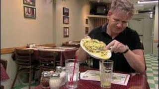 Disgusting Chef serves Gordon Ramsay week old food