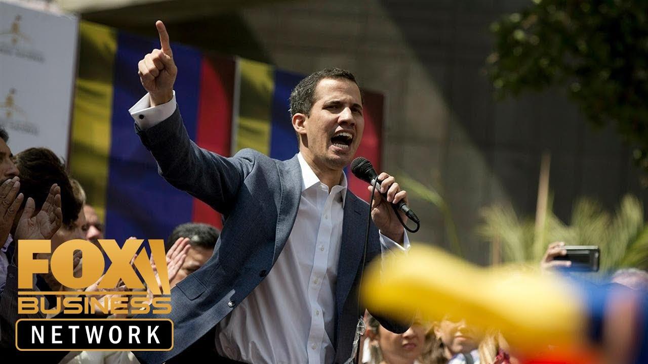 Juan Guaidó speaks out on Americans held captive in Venezuela