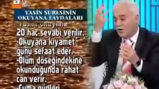 Nihat Hatipoğlu, Yasin Suresinin Faydası!..