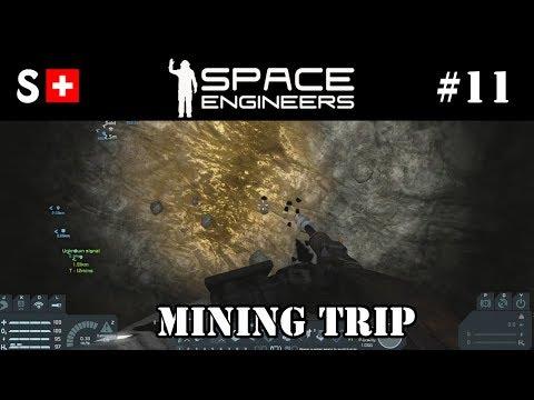 Space Engineers - 11: Mining Trip