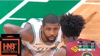 Cleveland Cavaliers vs Boston Celtics 1st Qtr Highlights | 11.30.2018, NBA Season