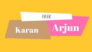 Fir ek karan arjun || comedy || suspense || love story || the mini screen