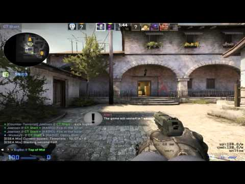 Captured this pretty nasty rage in ESEA