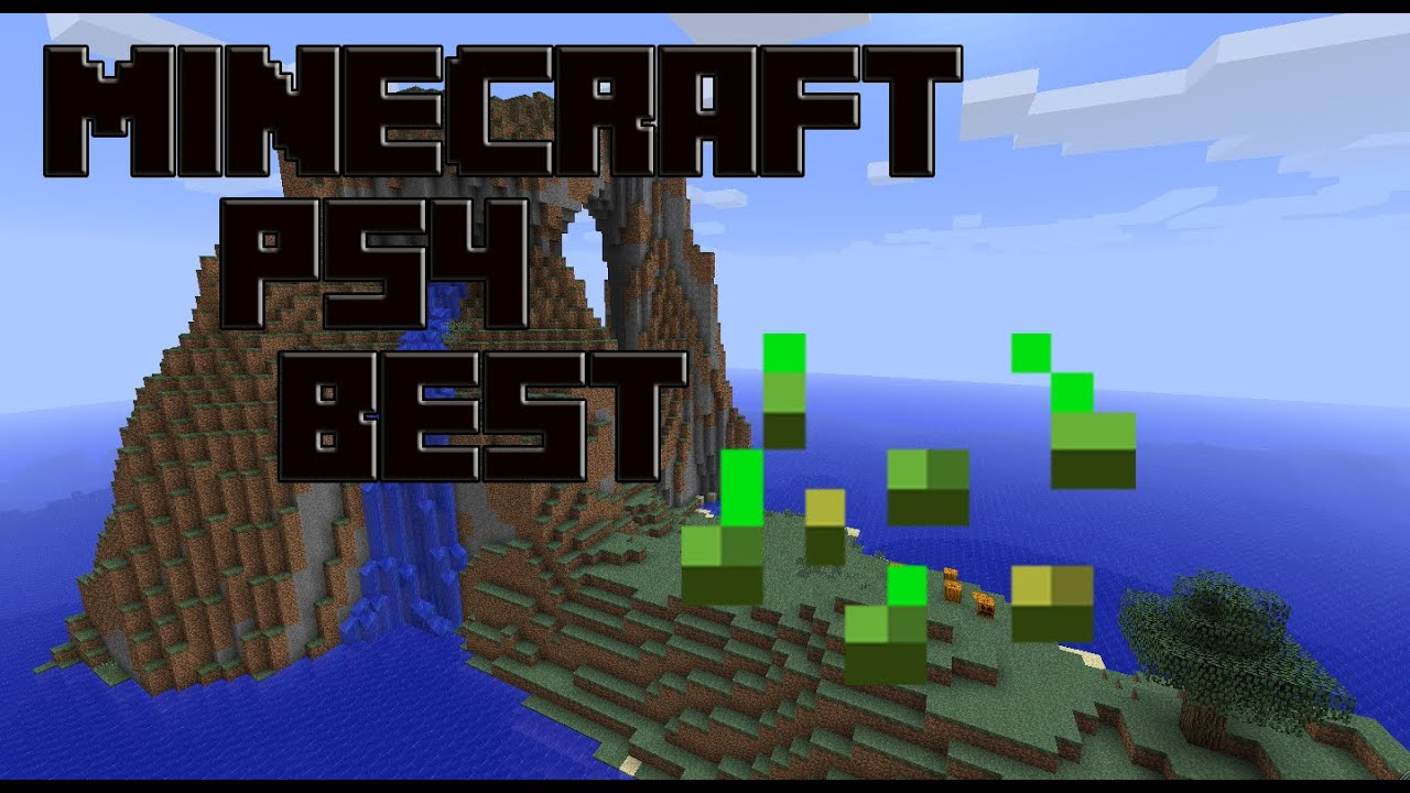 Minecraft PS4 Start A World With The Best Seed Minecraft PS4 Tutorial YouTube