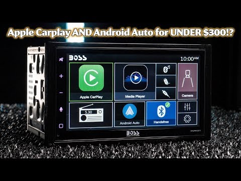 Boss Audio BVCP9685A - Exclusive Promo! Apple Carplay And Android Auto For ONLY $239!!!!