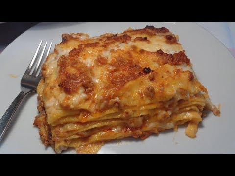 LASAGNE AL FORNO - Ricetta Perfetta