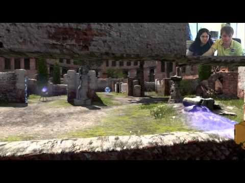 Livvy and James play The The Talos Principle