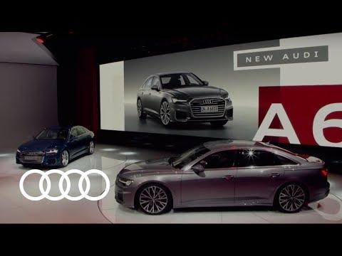 2018 Audi Press Conference at the Geneva Motor Show