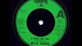 Millie Jackson - A House for Sale.wmv