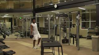 Workout Routines : Exercises to Help Increase Vertical Leap