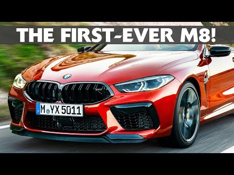 BMW M8 (2020) - Specs & everything you need to know about the first-ever M8!