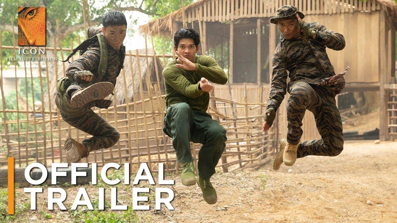 Download TRIPLE THREAT   Official Australian Trailer