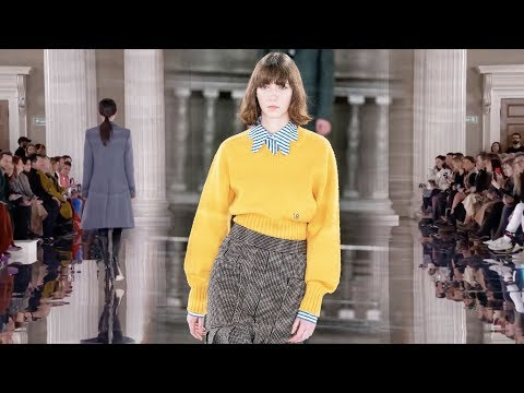 Victoria Beckham | Fall/Winter 2020/21 |  London Fashion Week