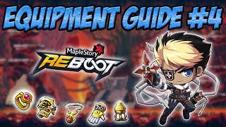 Maplestory Reboot: Equipment Guide #4