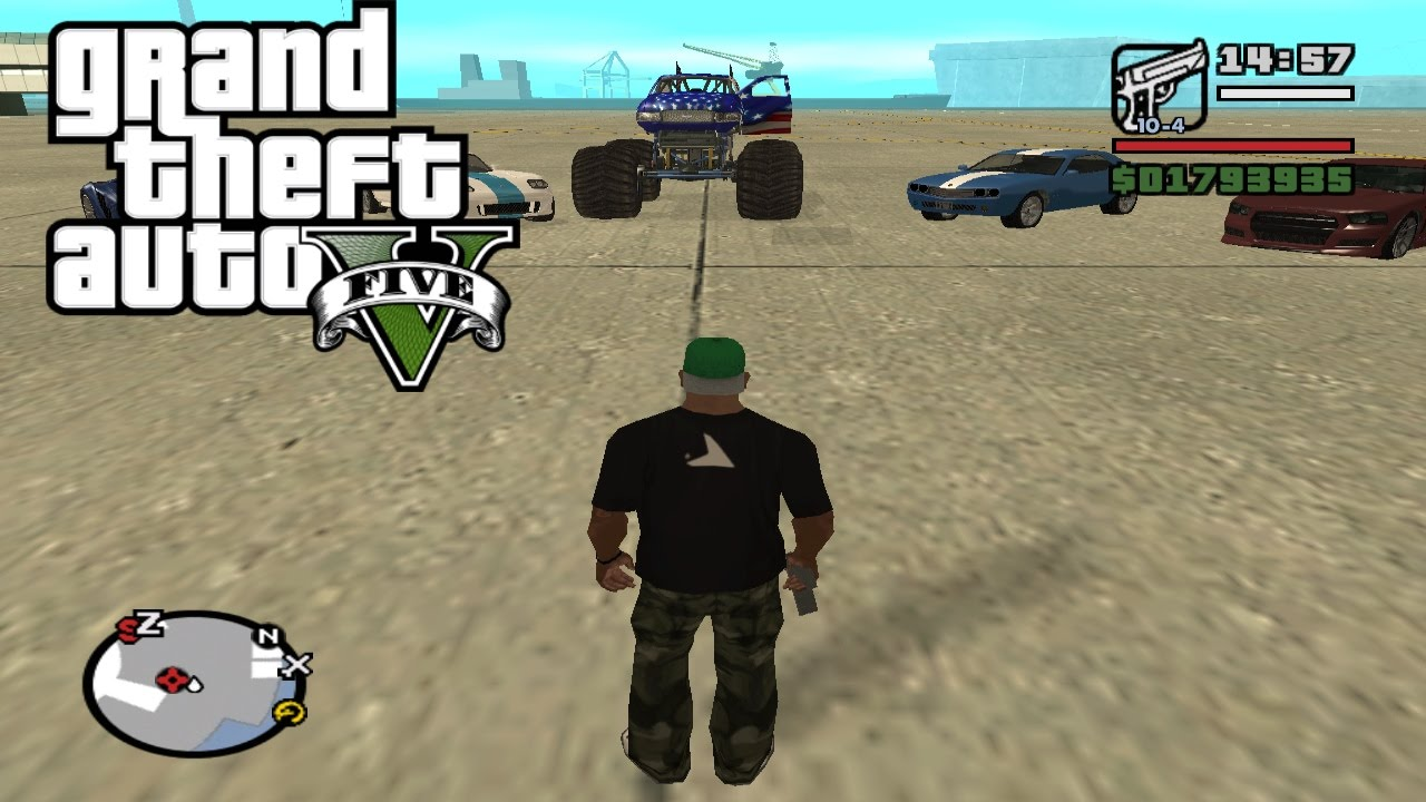 gta san andreas cool mod download pc
