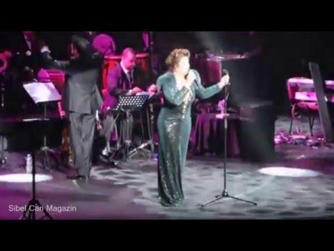 Sibel Can Maslak Tim Konseri (11 Şarkı + Oryantal Dans)